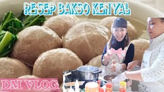 Video VLOG#182|RESEP BAKSO KENYAL DAN ENAK| RESEP BY ANTI MY FRIEND MP3, 3GP, MP4, WEBM, AVI, FLV Juni 2018