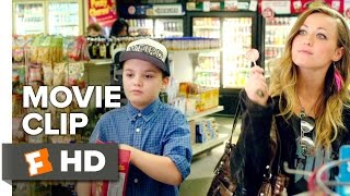 Yoga Hosers Movie CLIP - Underwater Cow (2016) - Lily-Rose Depp Movie