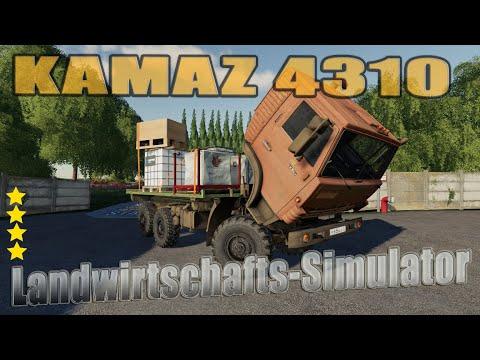 KAMAZ 4310 v1.3