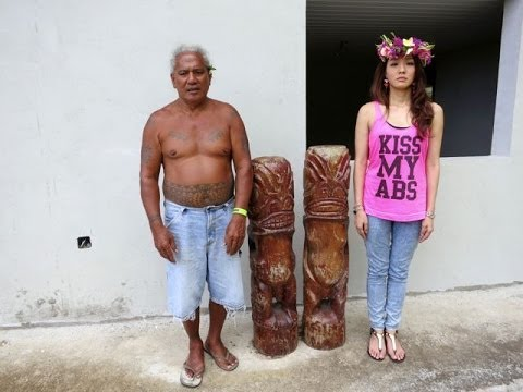 官恩娜 帶你去大溪地 (Ella's in Tahiti) Part 2