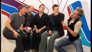 Nicky Byrne & Mark Feehily After Eight challenge.mpg