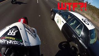 Video Motorcycle Stunters VS. Cops Compilation #2  - FNF MP3, 3GP, MP4, WEBM, AVI, FLV Maret 2019