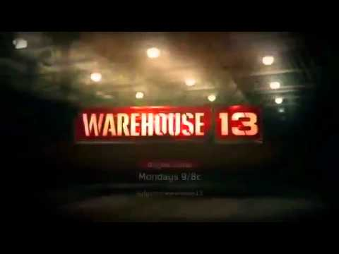 Warehouse 13 Season 4 (Promo 'Claudia Keeps It Real')