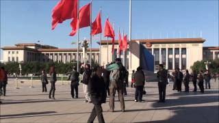 TianAnMen 天安门 Square in BeiJing