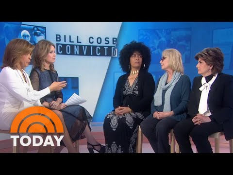 Bill Cosby Accuser Lili Bernard: 'I Didn't Expect This Moment To Happen' | TODAY