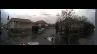 Maribor (Trg svobode) - 11.01.2015
