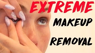MAKEUP MASTERPIECE THEATER: EXTREME MAKEUP REMOVAL by Kandee Johnson