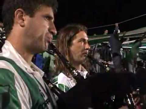 RACING Gaiteros - La Banda de la Estacion - Racing de Montevideo