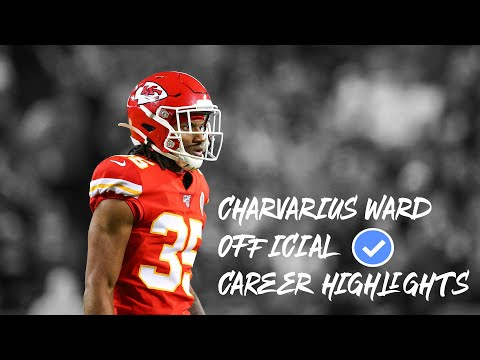 Charvarius Ward - The Most Underrated Cornerback in Football (Career Highlights)ᴴᴰ