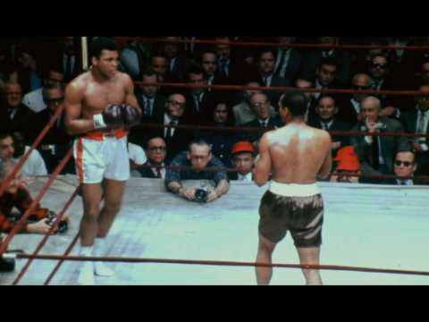 Cassius Clay - Muhammad Ali vs Zora Folley.