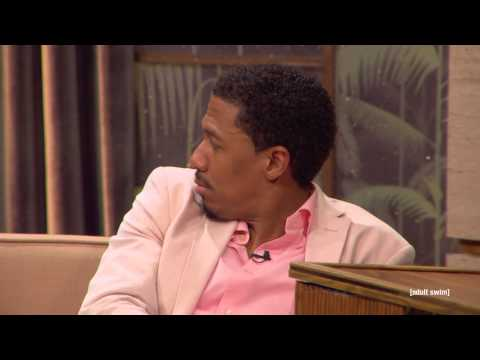 Nick Cannon | The Eric Andre Show | Adult Swim