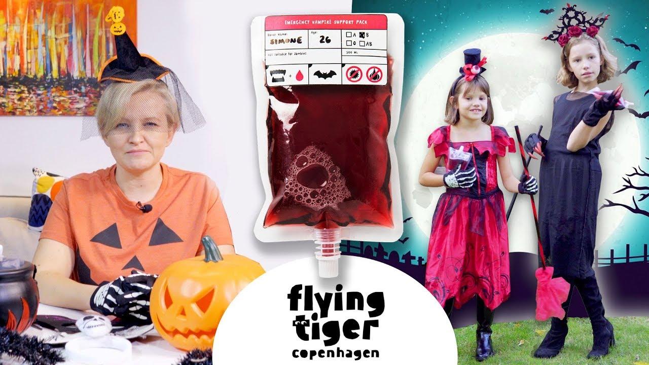 Przygotowania do HALLOWEEN czas zacząć, Flying Tiger