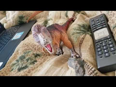 Godzilla and rexy season 7 episode 20 dinosaur vacation