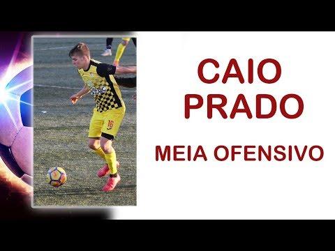 Caio Prado - Meia Ofensivo/Volante (DVD 2)