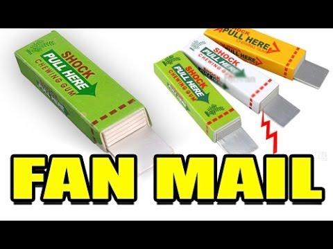 PRANK Chewing Gum Toy!- VENTURIANMAIL VLOG Ep. 12