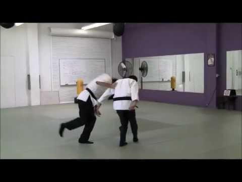 Intro to Seibukan Jujutsu of the East Bay