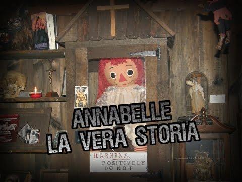 annabelle: la vera storia