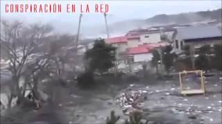 Fantasma en el tsunami de Japón