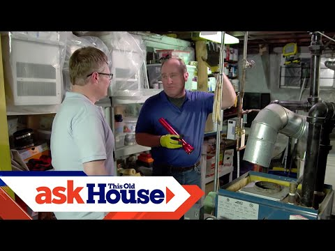How to Diagnose Leaks in a Steam Boiler | Ask This Old House