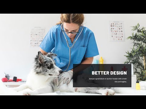 Balanced Heading at Bottom Right with Tagline | Better Design | Episode 7