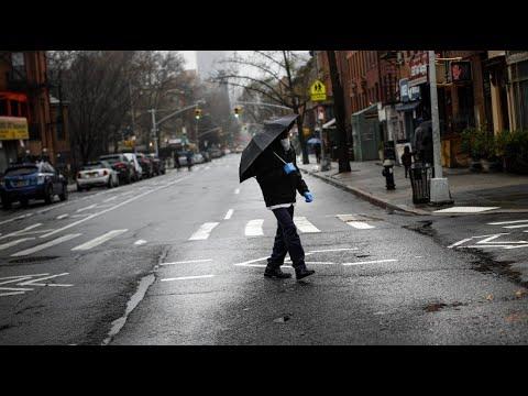 New York: Corona-Krise - die Stadt rüstet sich für da ...