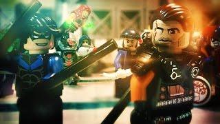 Lego Teen Titans vs Suicide Squad
