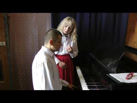 Голубева О.В. Основы обучение искусству импровизации слепых студентов - пианистов