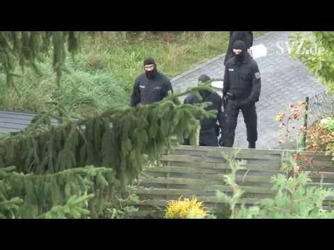 Anti-Terror-Razzia: Durchsuchungen in Mecklenburg-Vorpommern