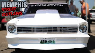 MEMPHIS Street Outlaws vs Midwest BIG TIRE Race! by 1320Video