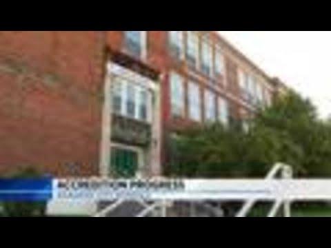 Roanoke school see improvement