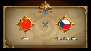 CHN vs CZE, game 1