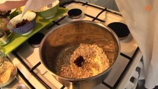 Getreidebrei mit Dinkel nach TCM