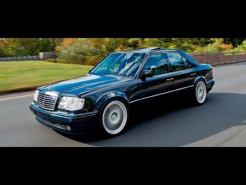Mercedes-Benz W124 E420 1993 ? / ???????????? ???????. ????? 1_A héten feltöltött legjobb sportkocsi videók