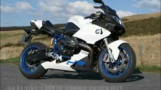 6. BMW HP 2 Sport Motorcycle - Chris Moss