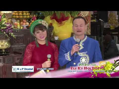 Trực tiếp truyền hình Đón Giao Thừa và Năm Mới 2019 tại Little Saigon, California - Thời lượng: 20 phút.