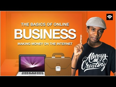 How to Start an Online Business [The Basics]