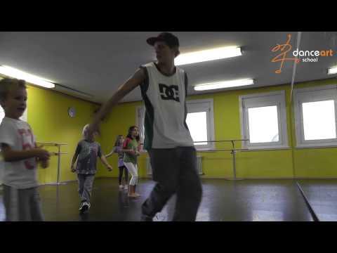 Breakdance coole Jungs