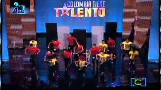 Latin Dance Cartagena  Audicion Colombia Tiene Talento