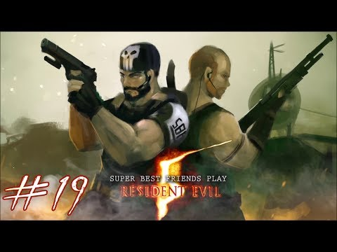 Two Best Friends Play Resident Evil 5 (Part 19) (видео)