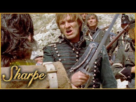 Sharpe Demotes A Looting Sergeant  | Sharpe