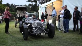 2014 Dawn Patrol at the Pebble Beach Concours d'Elegance