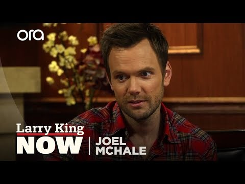 Joel McHale On Why Chevy Chase Was Unhappy