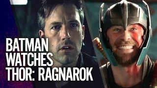 Video Batman Reacts to Thor: Ragnarok Trailer MP3, 3GP, MP4, WEBM, AVI, FLV Oktober 2017