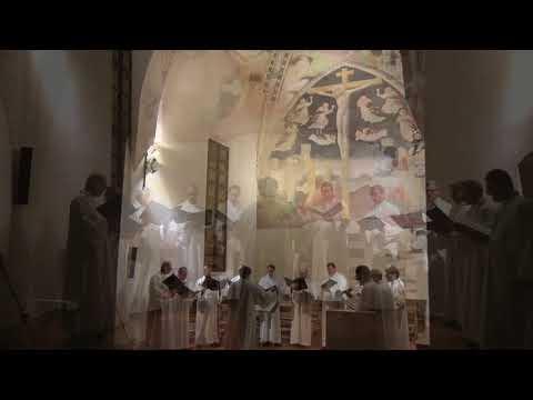 Madre e Figlio riuniti, nel canto gregoriano