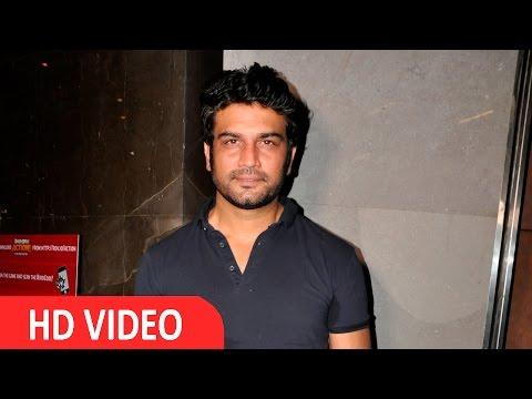 Sharad Kelkar At Screening Of Film Do Lafzon Ki Kahani