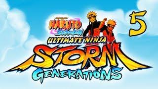 Naruto Shippuden Ultimate Ninja Storm Generations - Walkthrough Part 5 Uchiha Itachi