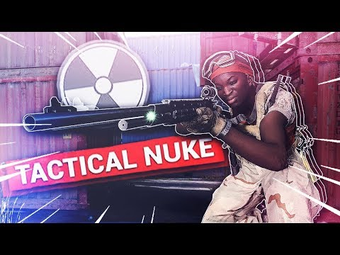WORLDS FIRST SHIPMENT SNIPING ONLY TACTICAL NUKE.. (MUST WATCH)