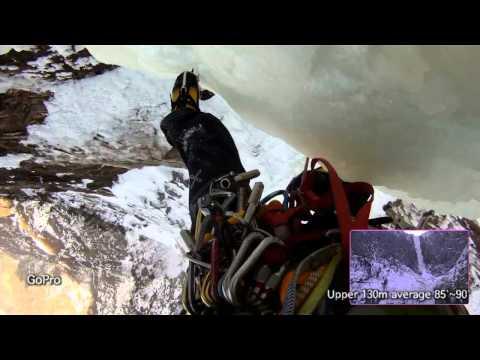 설악산 토왕성빙벽등반 2012.1.13