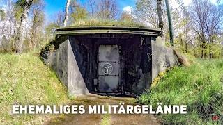 LOST PLACES - on Tour auf einem ehemaligen Militärgelände - Bunker - Project History