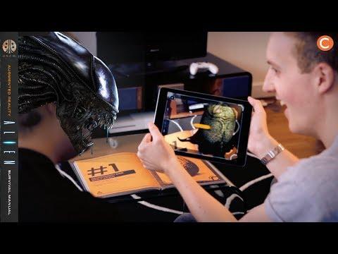 Alien: Augmented Reality Survival Manual | Twentieth Century Fox